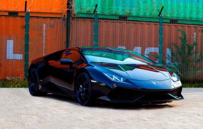 كيف استأجر سيارة سبورت رياضية في دبي
